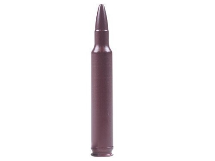 A-ZOOM Action Proving Dummy Round, Snap Cap 300 Weatherby Magnum Package of 2