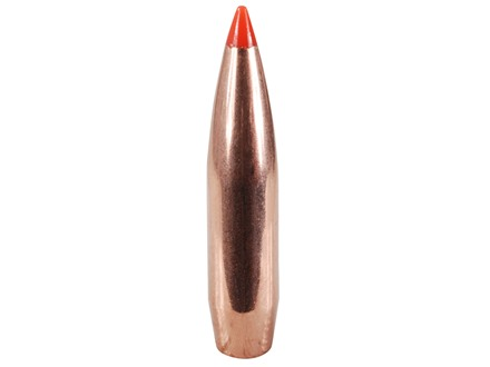 Hornady A-Max Bullets 243 Caliber, 6mm (243 Diameter) 105 Grain Boat Tail Box of 100