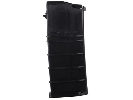 SGM Tactical Magazine Saiga 308 Winchester 25-Round Polymer Black