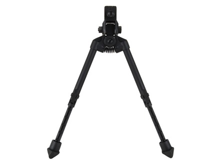 "NcStar AR-15 Bipod Bayonet Lug Mount 6-3/4"" to 9-1/2"" Black"