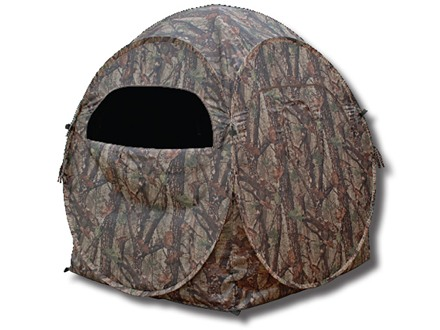 "True Timber The Dome Ground Blind 60"" x 60"" x 65"" Polyester DS1 Camo"