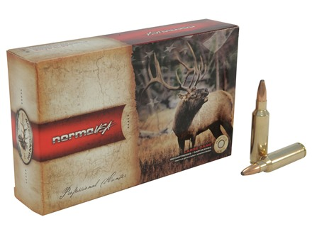 Norma USA American PH Ammunition 300 Winchester Short Magnum (WSM) 180 Grain Oryx Protected Point Box of 20