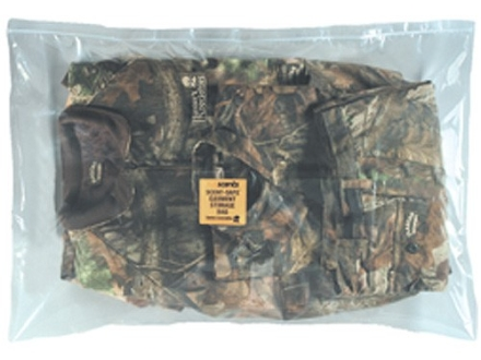 Hunter's Specialties Scent-Safe Clothes Storage Bag Polymer Clear