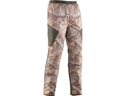 Under Armour Men's Infrared Ridge Reaper PrimaLoft Pants Polyester Realtree Xtra Camo 2XL 42-44