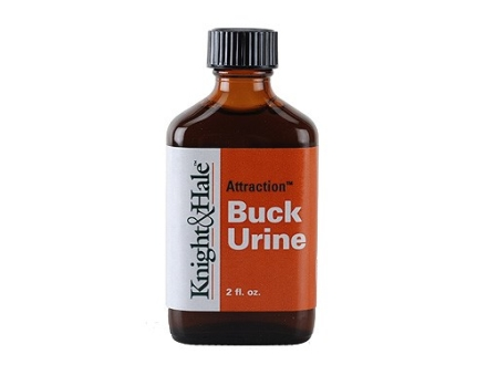 Knight & Hale Attraction Whitetail Buck Urine Deer Scent Liquid 2 oz