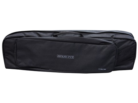 "SnugFit Tac 46 Rifle Case 46"" Black"