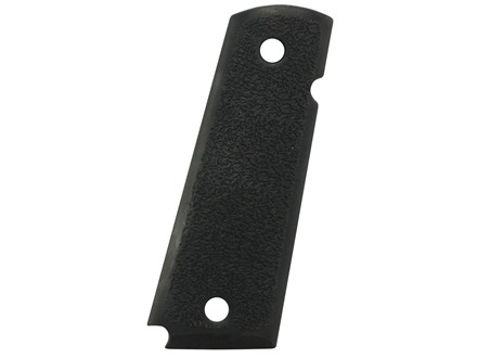 ProMag Grips 1911 Government Polymer Black with Palm Swell