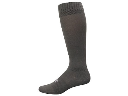 Under Armour Mens HeatGear Boot Socks Synthetic Blend