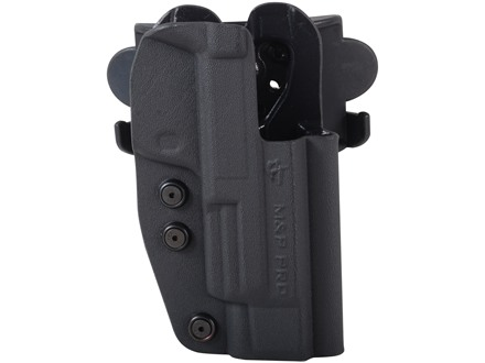 Comp-Tac International Belt Holster Right Hand Smith & Wesson M&P Pro 9mm, 40 S&W Kydex Black