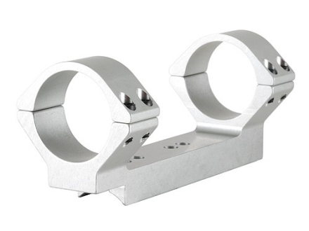 Talley Lightweight 1-Piece Scope Mounts with Integral 30mm Rings Thompson Center Encore, Omega, Triumph Silver Low