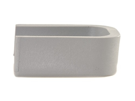 STI Magazine Base Pad STI-2011, SVI Competition-Style Polymer Gray