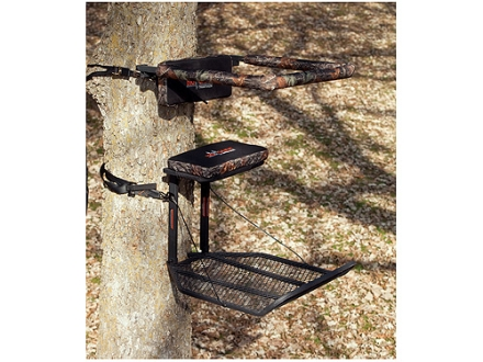 Big Game The Boss Extreme Hang On Treestand Steel Black