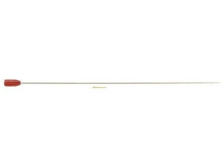 "Dewey 1-Piece Cleaning Rod 17 Caliber 26"" Stainless Steel 5 x 40 Thread"
