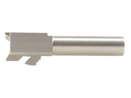 "Bar-Sto Semi-Drop-In Barrel Glock 27 40 S&W 1 in 16"" Twist 3.46"" Stainless Steel"