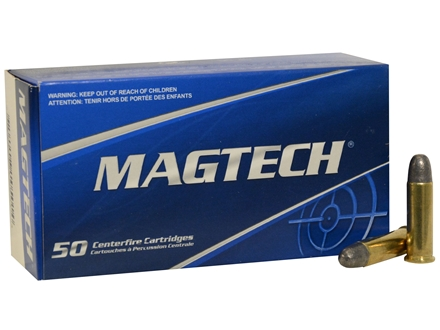 Magtech Sport Ammunition 38 Special 158 Grain Lead Round Nose