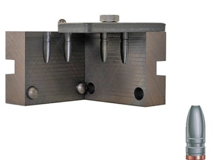 RCBS 2-Cavity Bullet Mold 22-055-SP 22 Caliber (225 Diameter) 55 Grain Semi-Point Gas Check