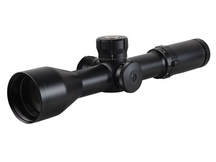 Bushnell Elite Tactical DMR Rifle Scope 34mm Tube 3.5-21x 50mm Side Focus 1/10 MIL Adjustments First Focal Matte