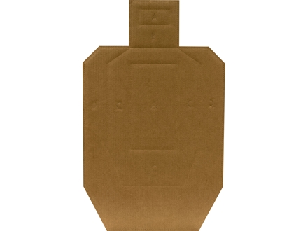 MidwayUSA Official USPSA Target Cardboard