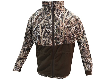 Drake Men's MST Eqwader Plus Full Zip Waterproof Jacket Polyester