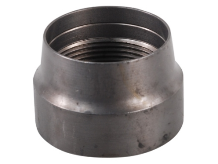 Savage Arms Standard Shank Smooth Barrel Lock Nut 10, 110 Series Stainless Steel