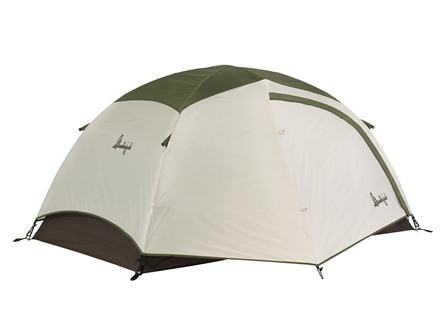 "Slumberjack Trail 2 Dome Tent 84"" x 52"" x 41"" Polyester White, Brown and Olive"