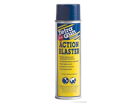 Tetra Gun Action Blaster Synthetic Safe Gun Wash 10 oz Aerosol