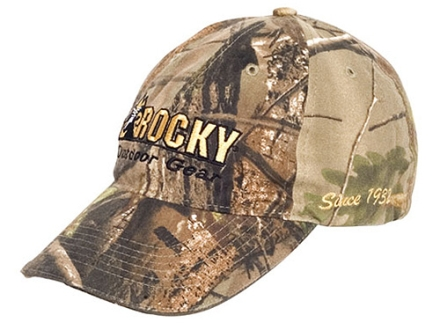Rocky Vitals Cap Cotton Polyester Blend Realtree AP Camo