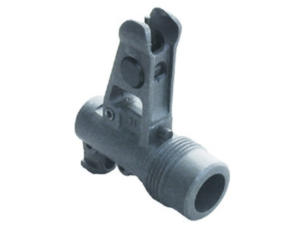 Arsenal, Inc. Front Sight Block Assembly with M24x1.5 RH Threads & Bayonet Lug AK-74 Steel Black
