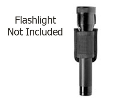 Bianchi 7326 Compact Flashlight Holder Surefire 6P, 6R, Scorpion Trilaminate Black