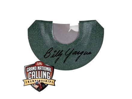 MAD NWTF Grand National Billy Yargus Diaphragm Turkey Call