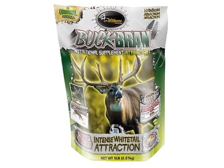 Wildgame Innovations Buck Bran Deer Supplement Bag 5 lb