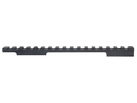 EGW 1-Piece Heavy Duty Picatinny-Style Base Remington 700 Short Action 30 MOA Elevated