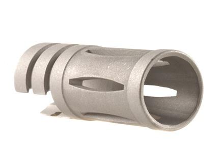 John Masen Muzzle Brake Ruger 10/22 Stainless Steel