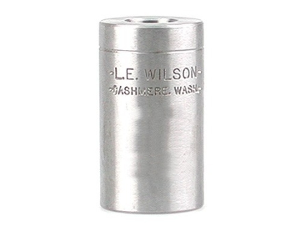 L.E. Wilson Trimmer Case Holder 6.5 Grendel for Fired Cases