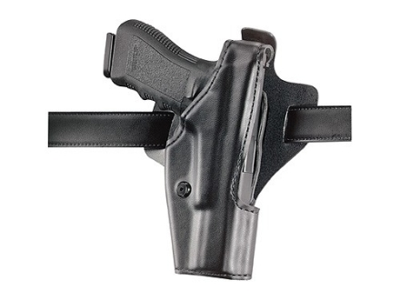 Safariland 329 Belt Holster Right Hand Glock 19, 23 Laminate Black