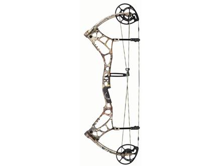 """Bear Archery Agenda 7 Compound Bow Left Hand 50-60 lb 26.5""""-31"""" Draw Length Realtree APG Camo"""