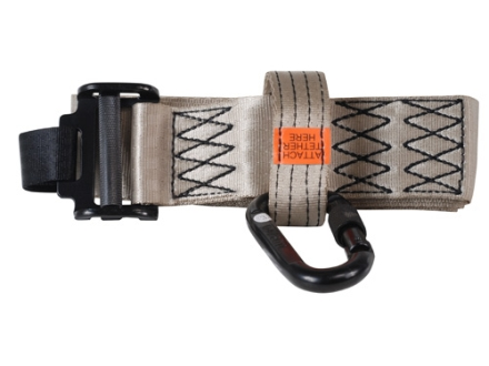 Tree Spider Tree Strap Nylon Gray