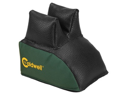 Caldwell Universal Deluxe Rear Shooting Rest Bag Medium-High Nylon and Leather Unfilled