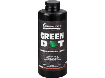 Alliant Green Dot Smokeless Powder