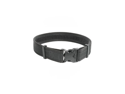 "Blackhawk Reinforced Web Duty Belt with Loop Inner 2"" Nylon Black Web"