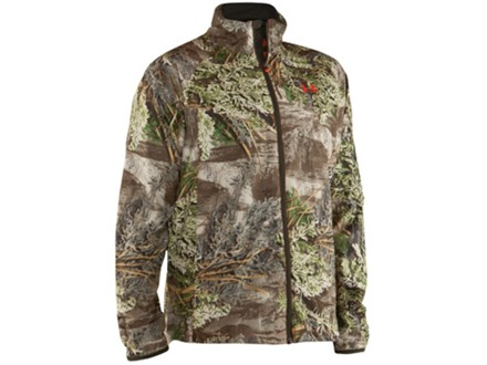 Under Armour Men's Ridge Reaper Insulator Pro Insulated Jacket Polyester Realtree Max-1 Camo Large 41-43