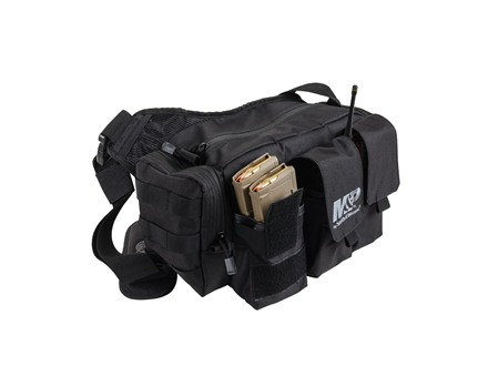 Smith & Wesson M&P Edge Bail Out Bag Nylon Black