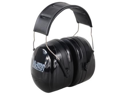 MidwayUSA Ultimate 10 Earmuffs by Peltor (NRR 30dB) Black