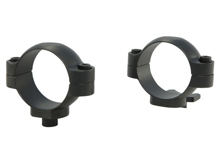 Leupold 30mm Quick-Release Extended Rings Matte Medium