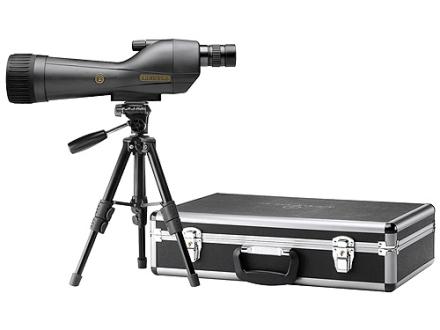 Leupold SX-1 Ventana Spotting Scope 20-60x 80mm Armored Black