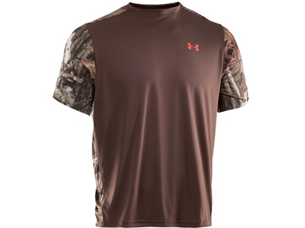 Under Armour Men's Wylie Crew Shirt Short Sleeve