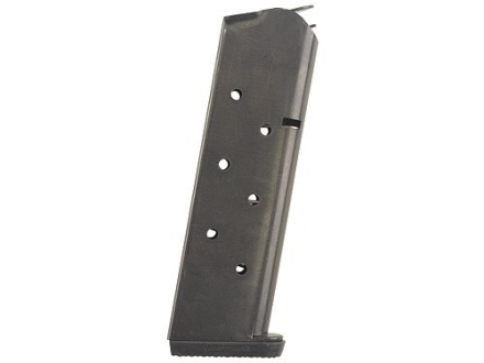 Cylinder & Slide Extreme Duty Tactical Magazine 1911 Government, Commander 45 ACP 7-Round Steel Blue