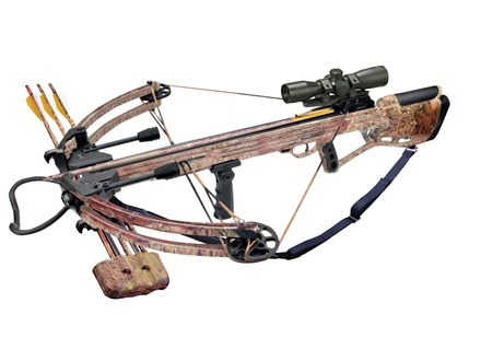 Inferno Blaze Crossbow Package Oak Grove Fall Camo