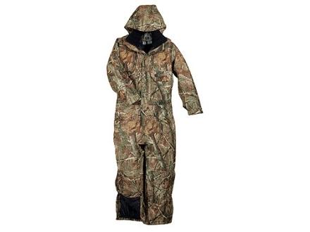 10X Men's Scentrex Coveralls Insulated Waterproof Polyester Realtree AP Camo Medium 38-40