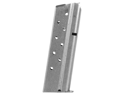 Colt Magazine 1911 Government, Commander 38 Super 9-Round Stainless Steel